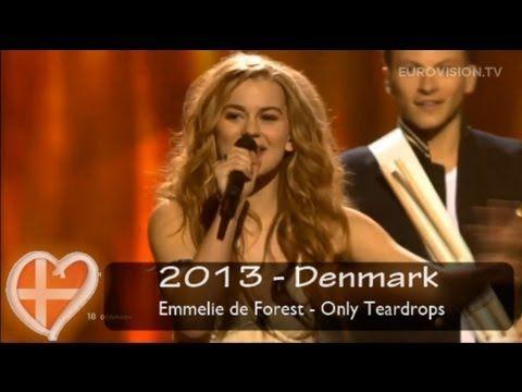 Eurovision All Winners 2000-2013 (HQ & HD)