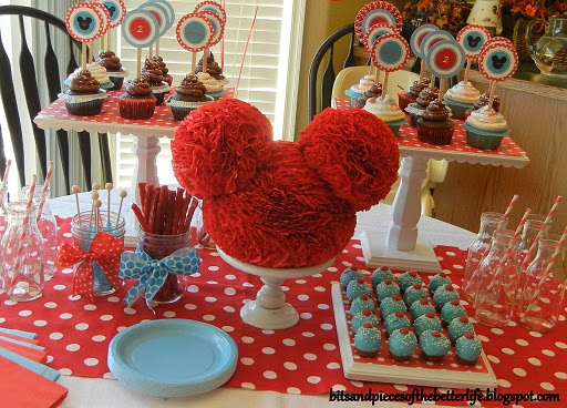 more Mickey party ideas