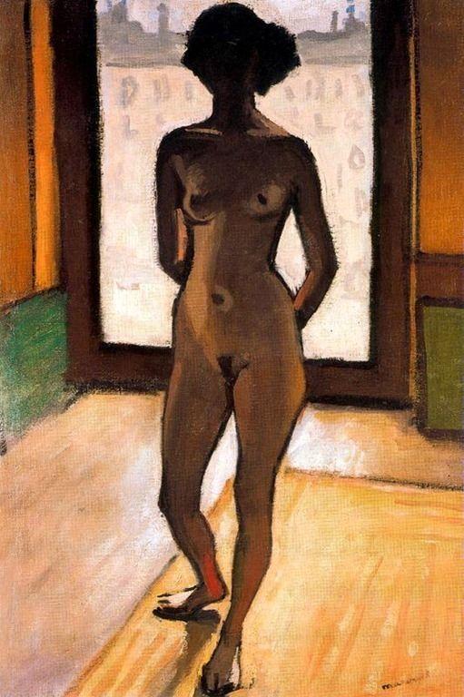 Nude - Albert Marquet