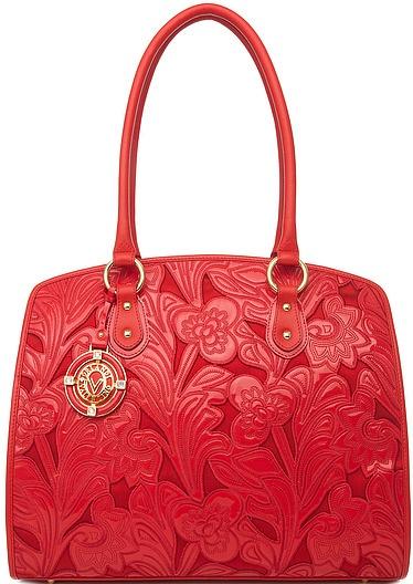 Сумка Valentino Orlandi 3007 Red Flower Make A Bag Statement Pinterest Bags Purses And Handbags