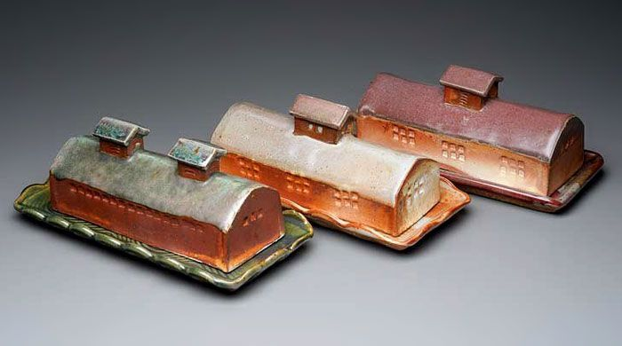 Asparagus Valley Pottery Trail - Potters - Tom White