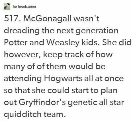 "She so would though. I get so annoyed when people say Minnie would retire cause no she wouldn't Minnie you see their names and be like ""I've dealt with the marauders, the Weasley twins, and the golden trio. Bring it on b#@%h"""