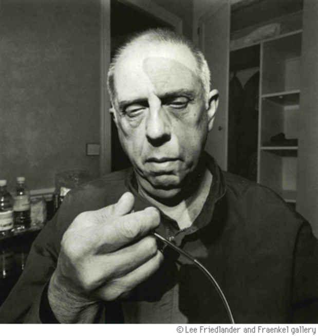 """Lee Friedlander, self portrait, """"Ich habe mein Leben aufgeschrieben"""""""