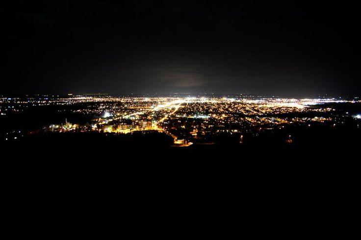 vue du Mont... la nuit