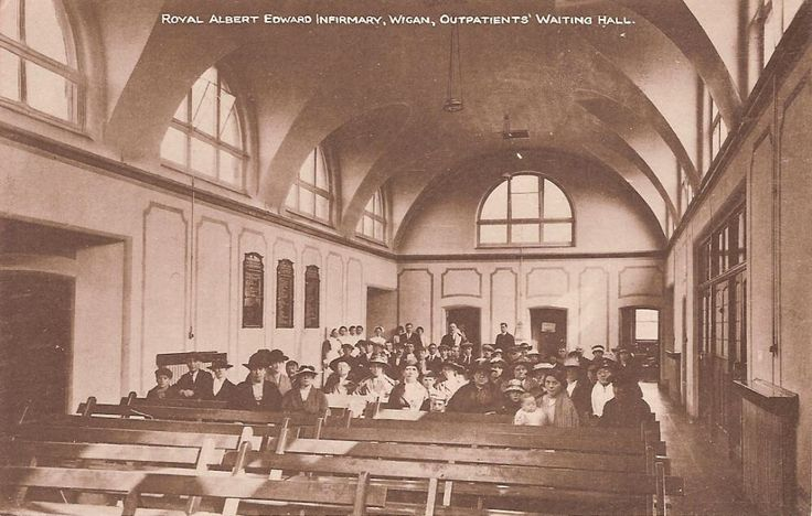 Wigan Infirmary Out patients