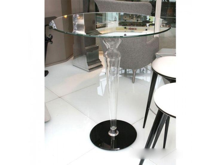 Reflex Angelo Gran Canal Bar Table - Mirrored top - Chaplins