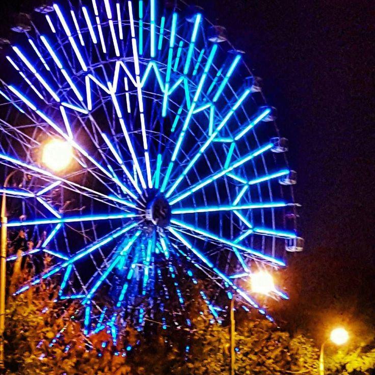 #колесообозрения #вднх #красиво #паркимосквы #москва #moscowpark #moscow by trankwelli