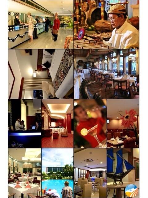 Sahid Raya Hotel, Surabaya, East Java, Indonesia, ⭐⭐⭐ Hotel.
