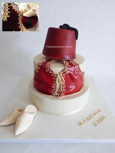 Gâteau pour circoncision