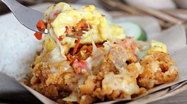 Resep Ayam Geprek Bensu Resep Ayam Makanan Resep Makanan