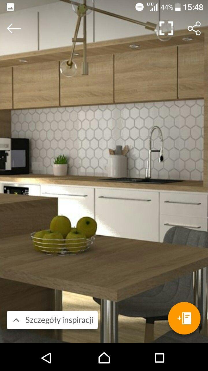 Kolory Szkło Zamiast Płytek Kuchnie W 2019 Kuchnia I Kolory
