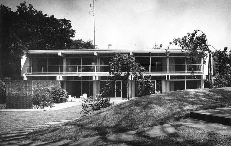 Schild House, The Manser Practice #house #steel #glazing #modern #crisp #elegant #minimal #classic #white