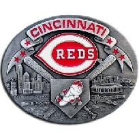 MLB Cincinnati Reds Belt Buckle: Red Belts, Red 2013, Belts Buckles, Red Clothing, Kentucky Sports, Mlb Cincinnati, Cincinnati Reds, 2013 Baseb, Baseb Seasons