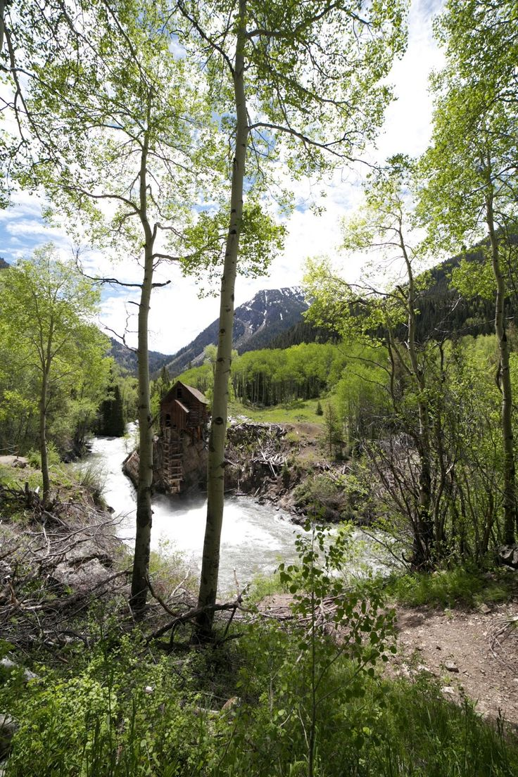 The Crystal Mill...