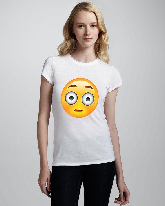 #emoji #surprisedemoji #emojitee #emojishirt #emojitshirt #tshirt #fungift #funnyclothing #funnygift #giftforteen #teenagergift