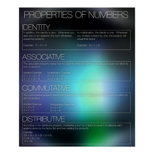 =>>Cheap          Properties of Numbers Posters           Properties of Numbers Posters We provide you all shopping site and all informations in our go to store link. You will see low prices onDiscount Deals          Properties of Numbers Posters Review on the This website by click the butt...Cleck Hot Deals >>> http://www.zazzle.com/properties_of_numbers_posters-228054342025961851?rf=238627982471231924&zbar=1&tc=terrest