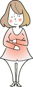 Test-observación de síntomas de cáncer de ovario. Ovarian Cancer Symptoms.  //cancer ovario