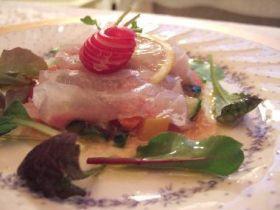「鯛のカルパッチョ」さゆり | お菓子・パンのレシピや作り方【corecle*コレクル】