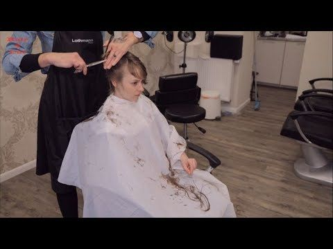 2018 16 Katerina Preview Long Hair To Pixie Cut Youtube