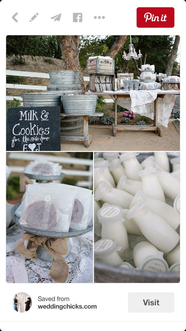 A Milk And Cookie Bar Is Fun Fresh