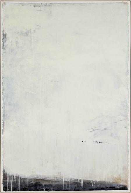 michaelcharles:  Yan Shanchun Pursue Dream at West Lake No. 2009-12 220×150cm Mixed Media on Canvas 2009