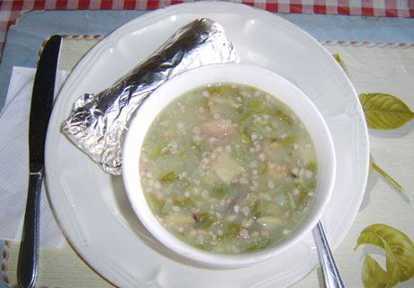 Jambo / Guiambo (okra soep) antilliaans-eten.nl
