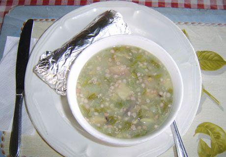 Jambo / Guiambo (okra soep)
