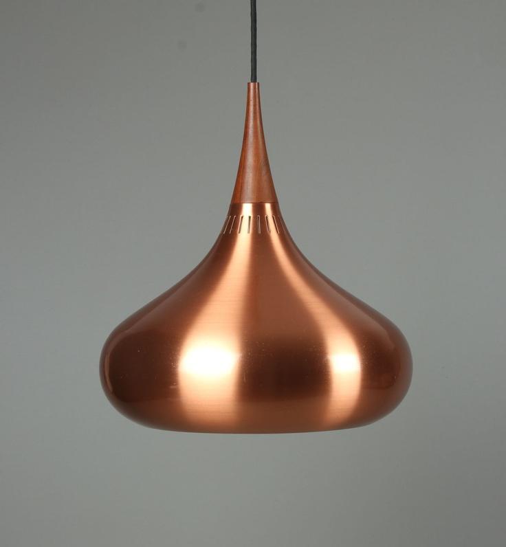 Jo Hammerborg for Fog & Mørup. Orient lamp