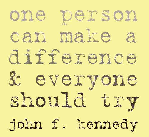 Social Work Quotes Sayings: Best 25+ Make A Difference Ideas On Pinterest