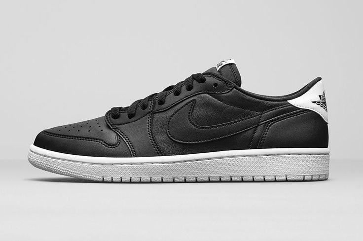Air Jordan 1 Retro Low OG Black/White