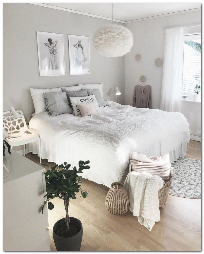 Charming And Beautiful Bedroom Ideas For Women 2020 Woman Bedroom Bedroom Decor Home Decor Bedroom