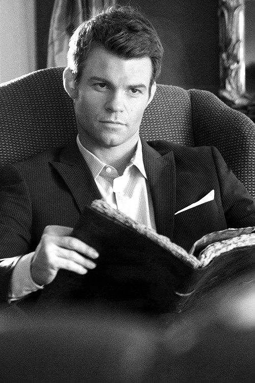 """Elijah from """"The Originals"""" (and """"The Vampire Diaries"""" before that)"""
