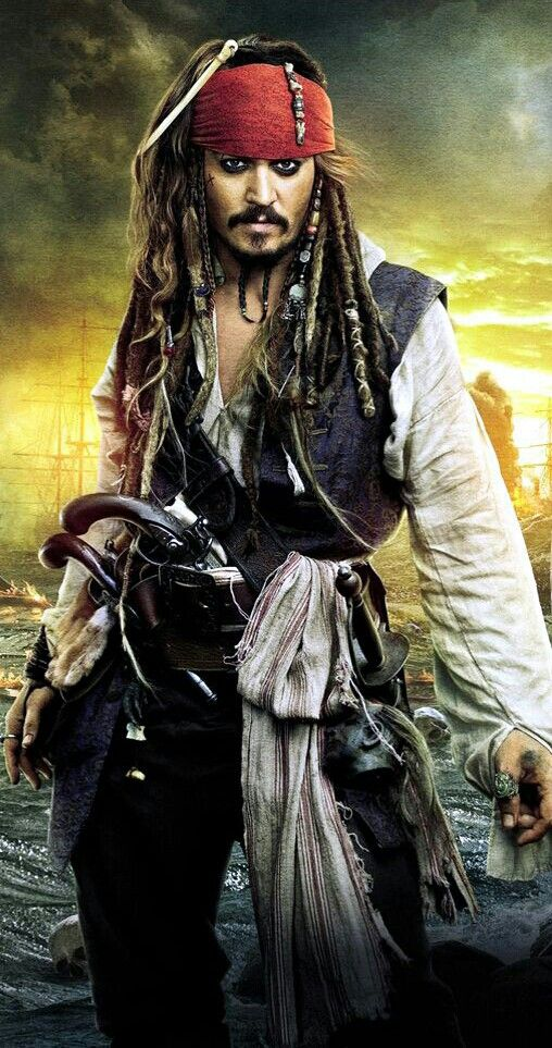 Jack Sparrow (Captain...)