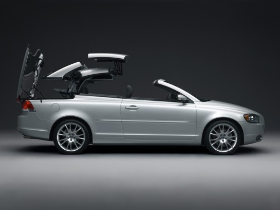 2007 Volvo C70 Images | Volvo C70 T5 SE Lux – Specification for this Convertible Car