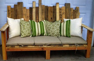 Sherwood Creations: Wood Pallet Projects
