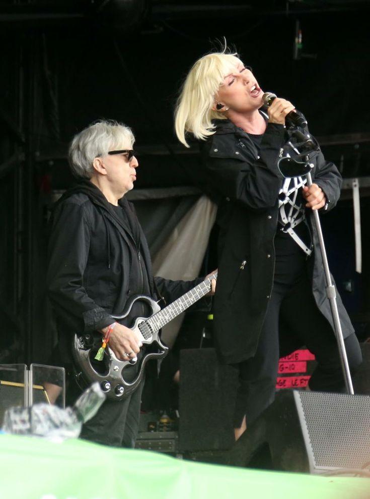 #Glastonbury2014 - Blondie