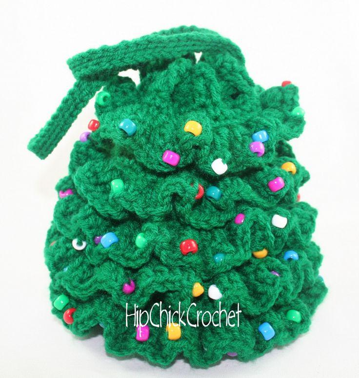 Christmas Tree Purse