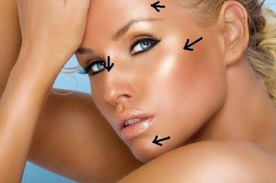 Blog Pink Stuff: O iluminador ideal para cada tom de pele