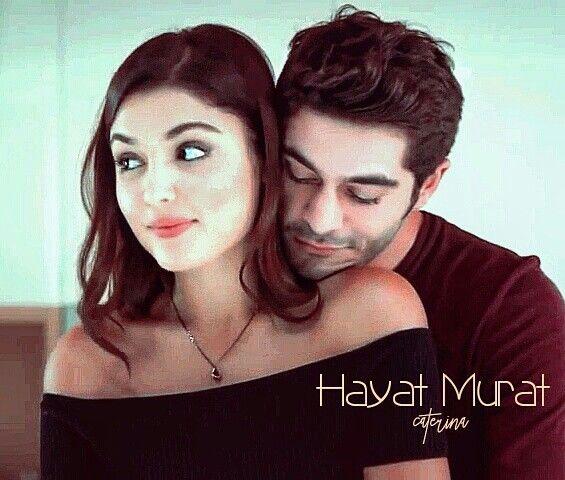 Perfect couple # Hayat and murat for more pins follow me at priyakumsikar