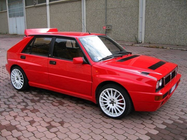 "Superturismo WRC 17"" on Lancia Delta Integrale #OZRACING #RACING #SUPERTURISMO #WRC #RIM #WHEEL"