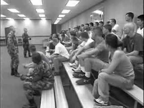 Basic Training in the Army National Guard (Part 1 of 3)