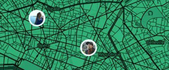 L'altra faccia della medaglia della Geolocalizzazione..una nuova app per evitare incontri sgraditi..