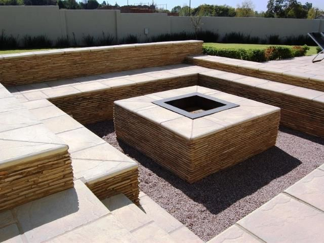 Outdoor gas fireplace! Beautiful and amazing well designed architecture 4 bedroom Family House for sale in Homes Haven - Swimming pool for awesome summers and a great garden!