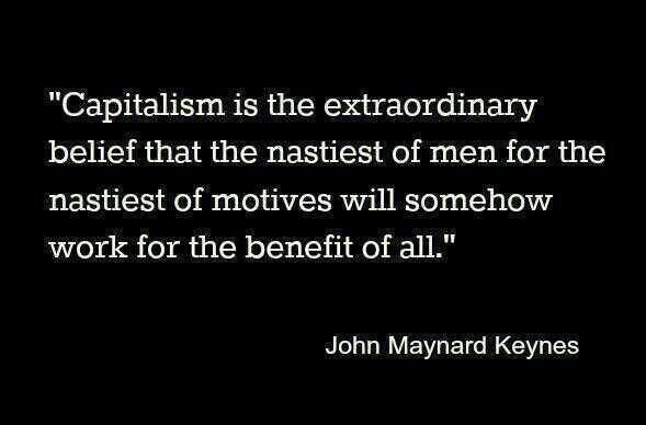 A study of the life and beliefs of john maynard keynes