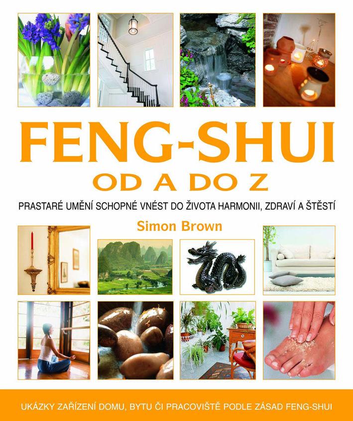 """Jak vnést do svého domova i pracoviště řád a štěstí... Feng-shui je prastaré čínské učení, jehož název znamená doslova """"vítr a voda"""" – to proto, že se zabývá vyváženým tokem neustále proudící energie a životní síly. Dodržováním jeho principů je možné nastolit harmonii v prostoru a umožnit nerušené plynutí energie. Takovým prostorem ale nemusí být jenom náš byt či pracoviště, ale i zahrada nebo celé město."""