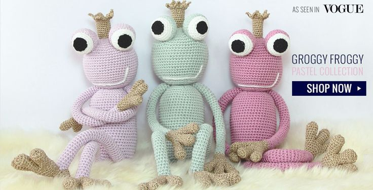 What absolutely gorgeous crochet kids toys - great for christmas presents