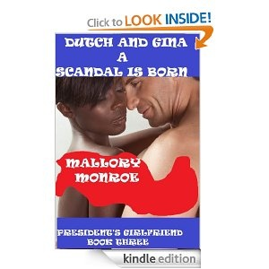 DUTCH AND GINA: A SCANDAL IS BORN (The President's Girlfriend Series)