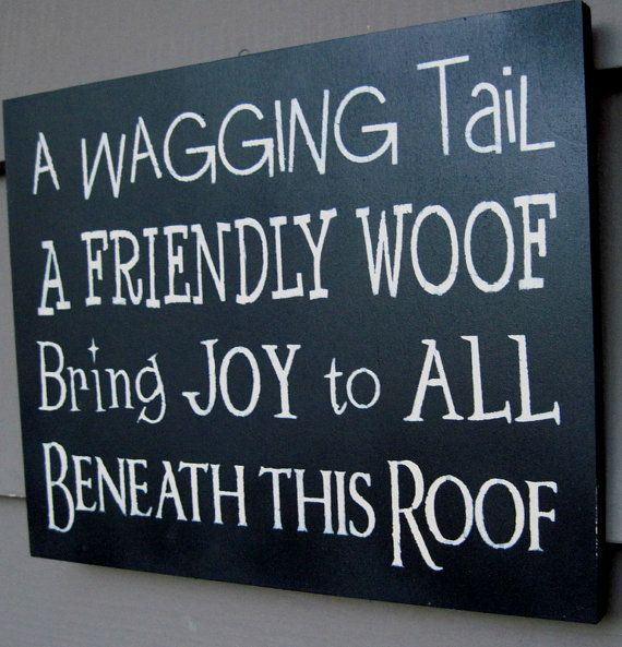 DoG JoY, TypOgraphy, Subway ArT, Hand PaInTed SigN, PriMitive Sign Pet Lover on Etsy, $15.99