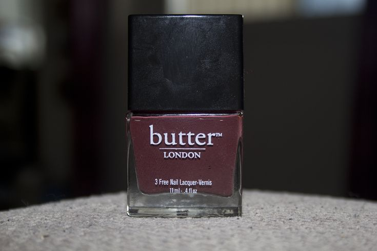 Trickmetolife - Butter London - Tramp Stamp