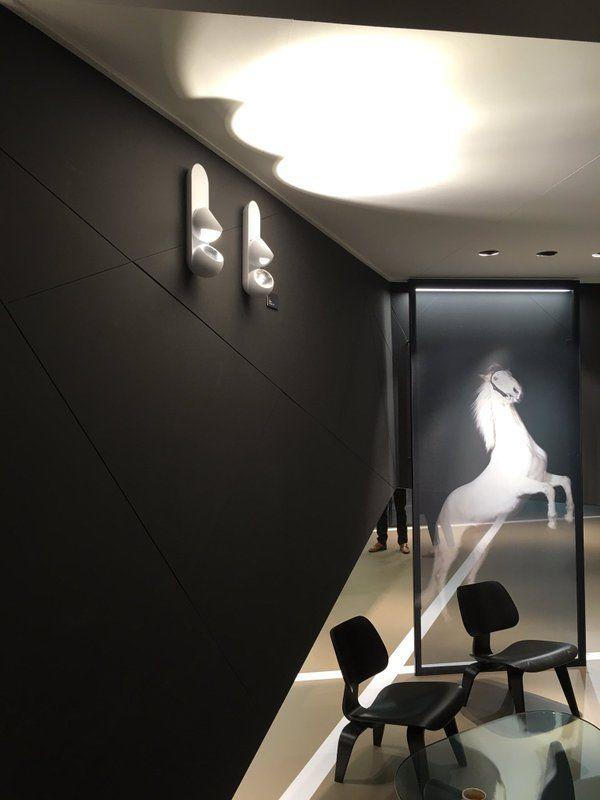 inside modular lighting instruments stand at light. Black Bedroom Furniture Sets. Home Design Ideas
